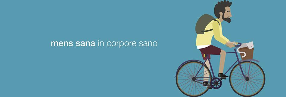 Utiliza la bicicleta