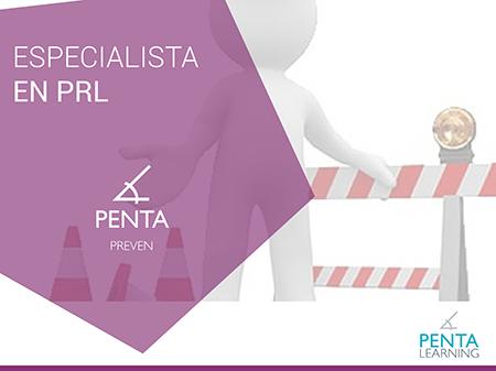Titulación online de especialista en PRL