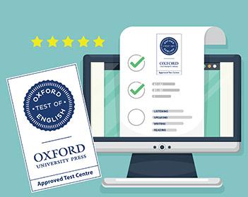 Certificate en Ingles con Oxford