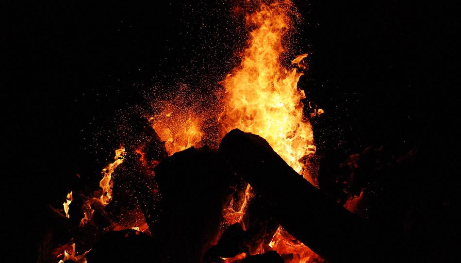 Fuego en Sant Joan - Penta Learning 2017