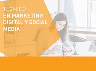Cursos de Marketing Digital y Social Media