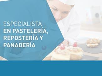 Cursos de Pasteleria Reposteria y Panaderia