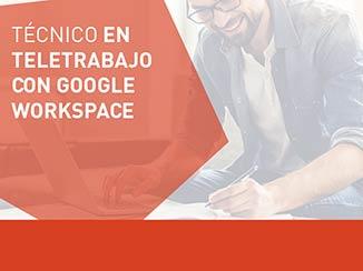 Cursos de teletrabajo con Google Workspace